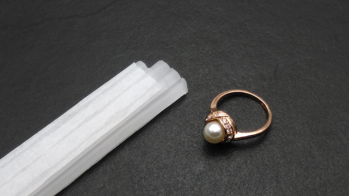指輪立専用ワックスの画像