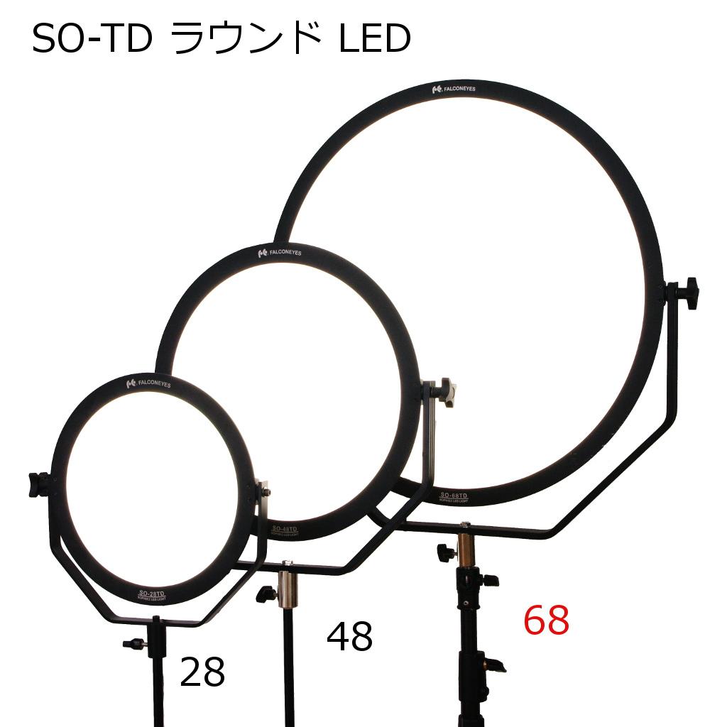 LEDライトSO-TDシリーズ